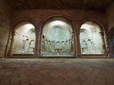 Free San Juan De La Pena Monastery Stock Image - 10242641