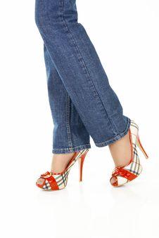 Free Jeans Stock Photos - 10243693