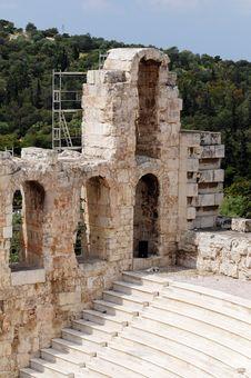 Free Odeon Of Herodes Atticus Stock Photos - 10243933