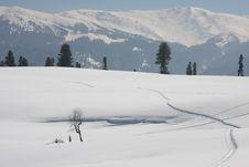 Free Winter Himalayas Mountains Stock Photos - 10244193