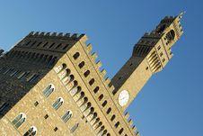 Free Pal. Vecchio - Florence, Italy Stock Photo - 10244710