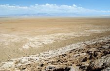 Chilean Desert Royalty Free Stock Photos