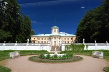 Free Baroque Style Palace Royalty Free Stock Photography - 10245597