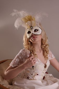 Free Woman In Wedding Dress Stock Photo - 10245680