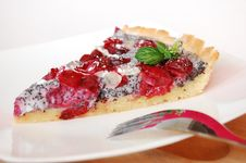 Free Cherry Tart Stock Photos - 10247003