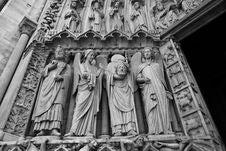 Free Paris Church Stock Image - 10248171