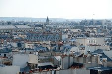 Free Paris Cityscape Royalty Free Stock Images - 10248179