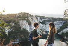 Free Adventure, Backpack, Backpacker Royalty Free Stock Images - 102491009