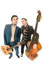 Free Musicians Stock Image - 10250941