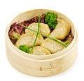 Free Japanese Cuisine - Pork Dumplings Stock Photos - 10255713