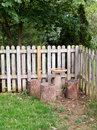 Free Backyard Corner Stock Photos - 10256813
