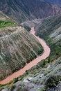 Free Lan Cang River Stock Photo - 10257110