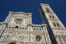 Free The Basilica Di Santa Maria Del Fiore, Florence, I Stock Image - 10251171