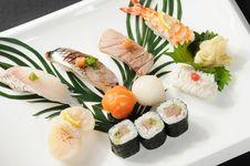 Free Sashimi Royalty Free Stock Photo - 10252015