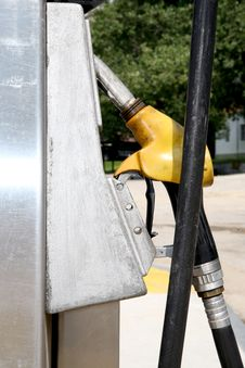 Free Gas Nozzle Stock Photo - 10252050