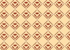 Free Swirl Pattern Background Royalty Free Stock Photography - 10252067