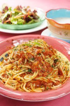 Free Noodles Stock Photo - 10253070