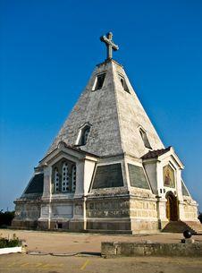 Free Pyramid Cathedral Royalty Free Stock Photo - 10253295