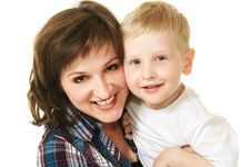 Free Mother And Son Royalty Free Stock Image - 10254096