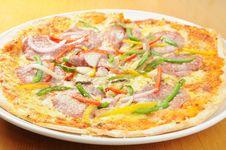 Free Pizza Royalty Free Stock Photos - 10254258