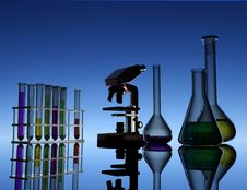 Free Chemical Devices Stock Image - 10254301