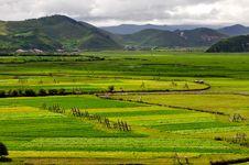 Free Shangri-La Ranch Scenery Stock Images - 10257054