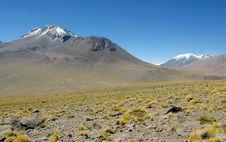 Free Chilean Volcano Stock Photo - 10258930