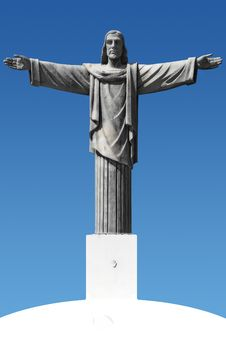 Free Jesus Christ Statue Royalty Free Stock Photo - 10259395