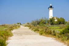 Free Gacholle Lighthouse Royalty Free Stock Images - 10260059