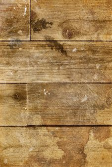 Free Grungy Stained Wood Stock Photography - 10261042