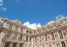 Paris Building Exterior Royalty Free Stock Photography