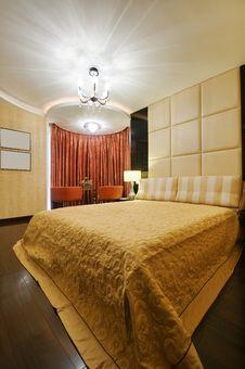 Free Bedroom Royalty Free Stock Photo - 10261735
