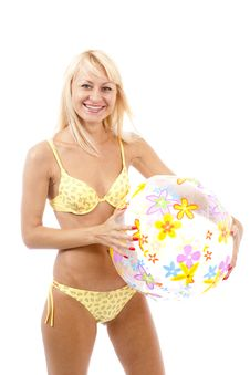 Free Bikini Stock Images - 10262714