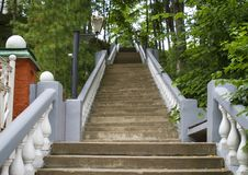 Free Stairway In Ancient Style Royalty Free Stock Photography - 10263307