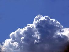 Free Sky And Clouds Royalty Free Stock Images - 10265319