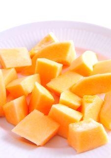 Free Sliced Melon Stock Photos - 10265373