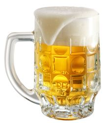 Free Light Beer In Glass Stock Photo - 10266100