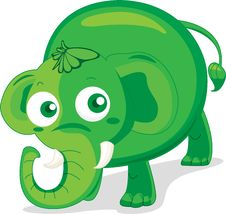 Free Elephant Royalty Free Stock Photos - 10266408