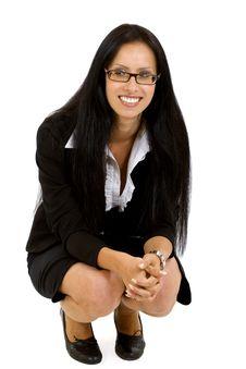 Free Attractive Businesswoman Standing Stock Photo - 10267220