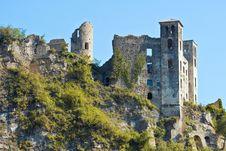 Free Dolceacqua Doria Castle Stock Photo - 10267580