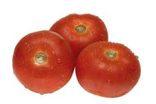 Free Red Tomatoes Royalty Free Stock Photography - 10268097