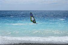 Free Windsurfing Stock Image - 10268901