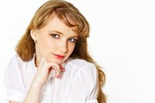 Free Teenage Girl Royalty Free Stock Photos - 10269098