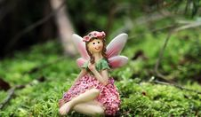 Free Grass, Fairy, Figurine Royalty Free Stock Photo - 102634515