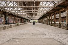 Free Lost Place, Concourse, Old Royalty Free Stock Photos - 102644478