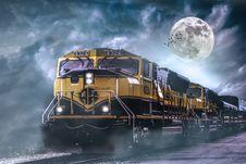 Free Mode Of Transport, Transport, Sky, Locomotive Royalty Free Stock Images - 102644559