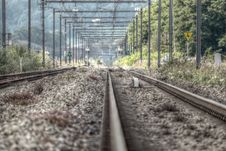 Free Track, Transport, Rail Transport, Train Stock Images - 102644984
