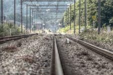 Free Track, Transport, Rail Transport, Train Stock Images - 102644984