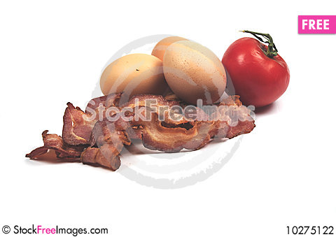 Free Ingredients For Breakfast Stock Photography - 10275122