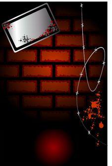 Free Grange Poster Wall Vector Stock Image - 10270131